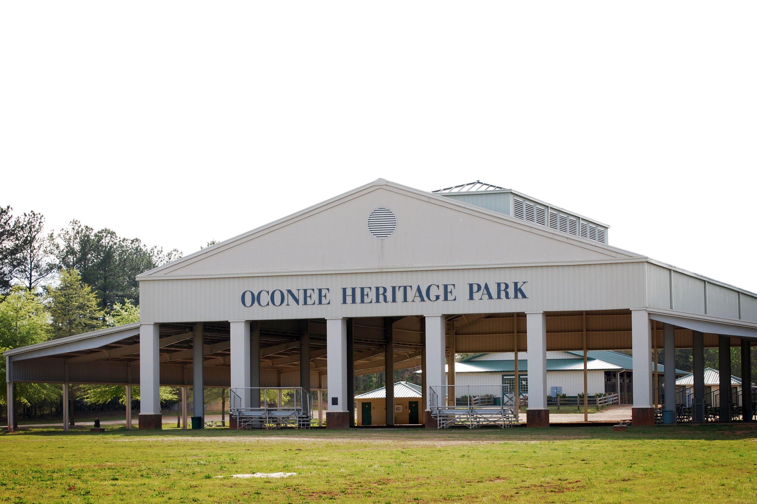 Photo from https://www.oconeecounty.com/941/Heritage-Park